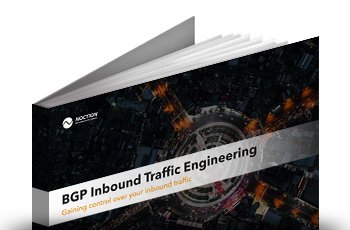 BGP inbound traffic engineering