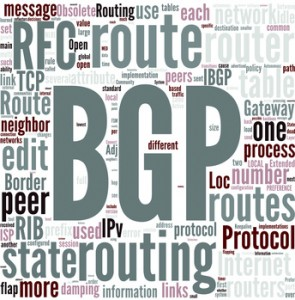 How does BGP select the best routing path | Noction