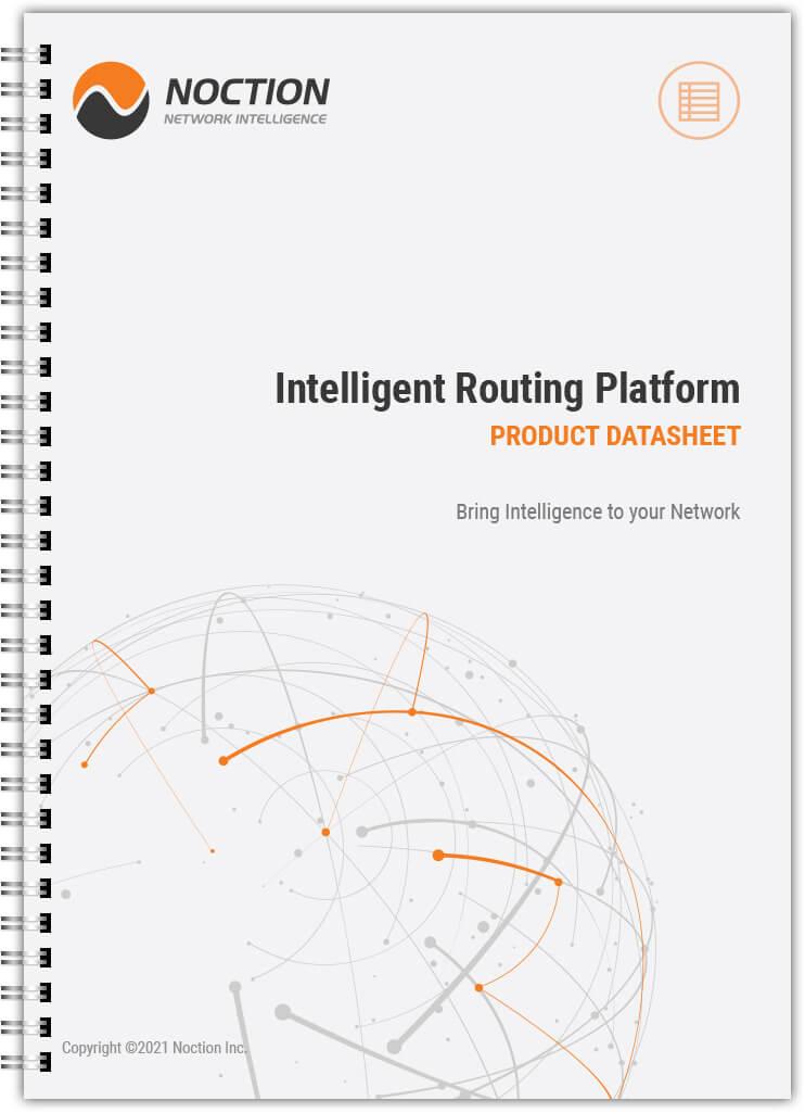 IRP Product Datasheet
