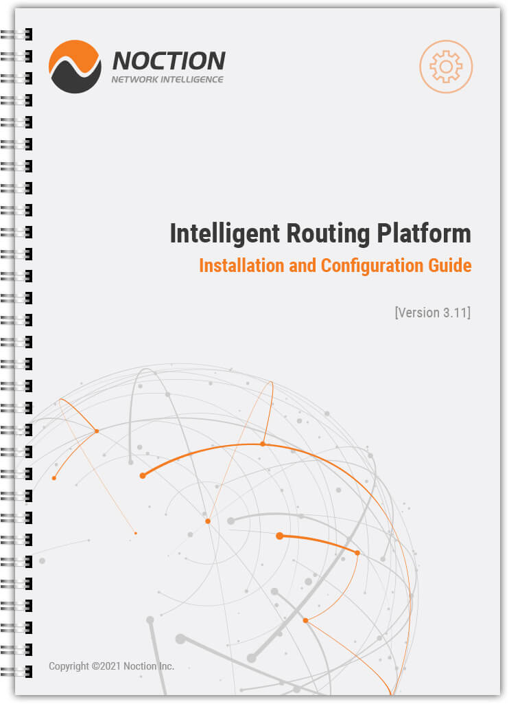 IRP Configuration and Installation Guide