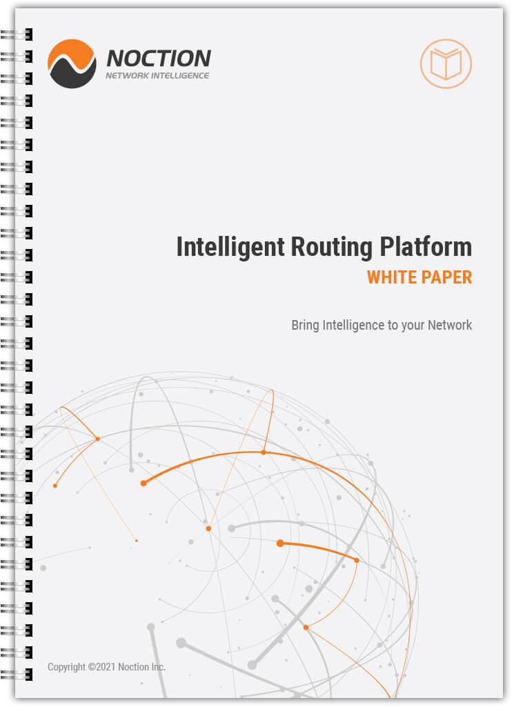 Intelligent Routing Platform White Paper