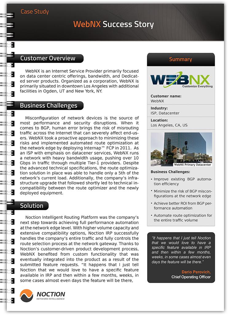 WebNX-case-study