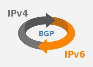 IPv4 BGP vs IPv6 BGP