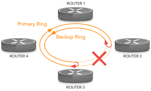 multihoming primary ring