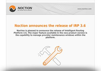 Noction IRP 3.6