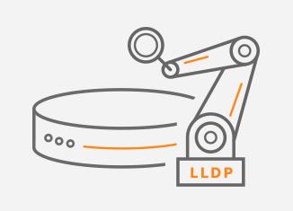 BGP LLDP