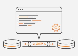 BGP MPLS VPN Configuration