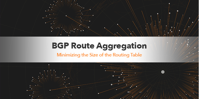 BGP Route Aggregation