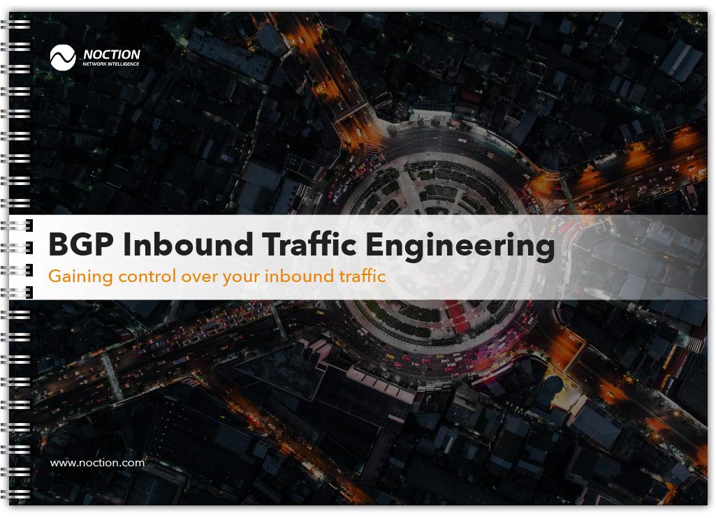 BGP Inbound Traffic Engineering