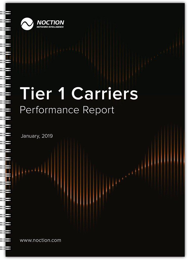 Tier1 January 2019