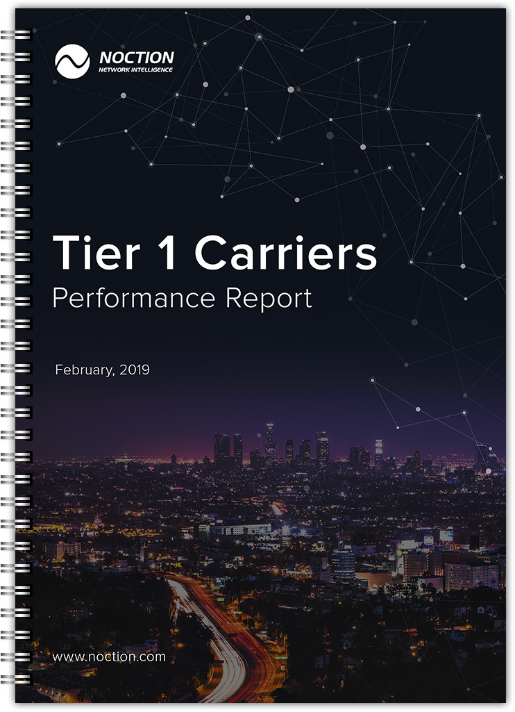 Tier 1 Carrers Performance Report February 2019