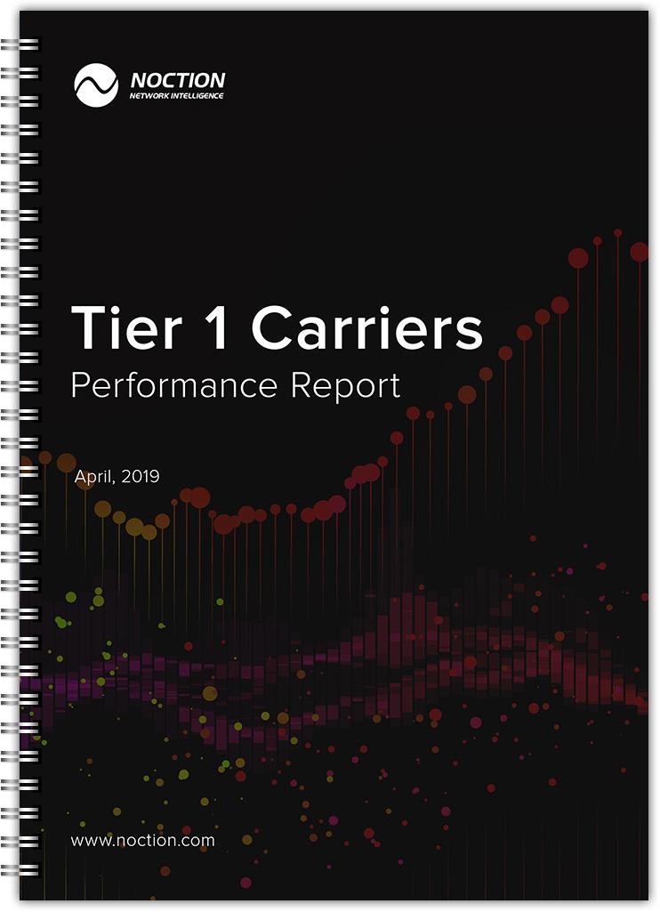 Tier1 Report April