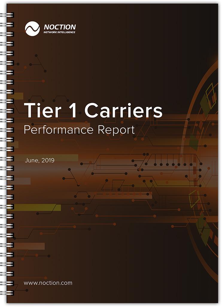 Tier1 Report June 2019