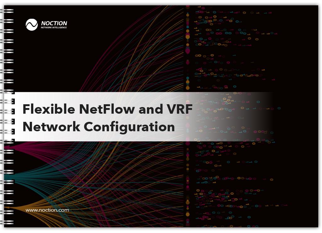 VRF Flexible Netflow