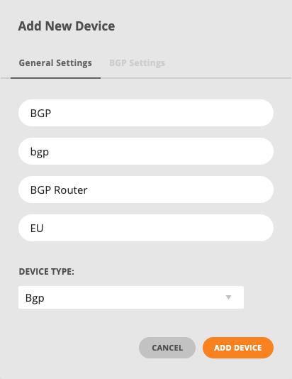 device type