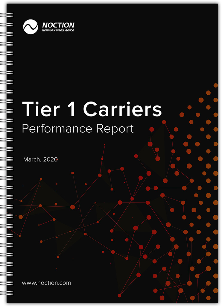 Tier 1 Carriers Resources March 2020