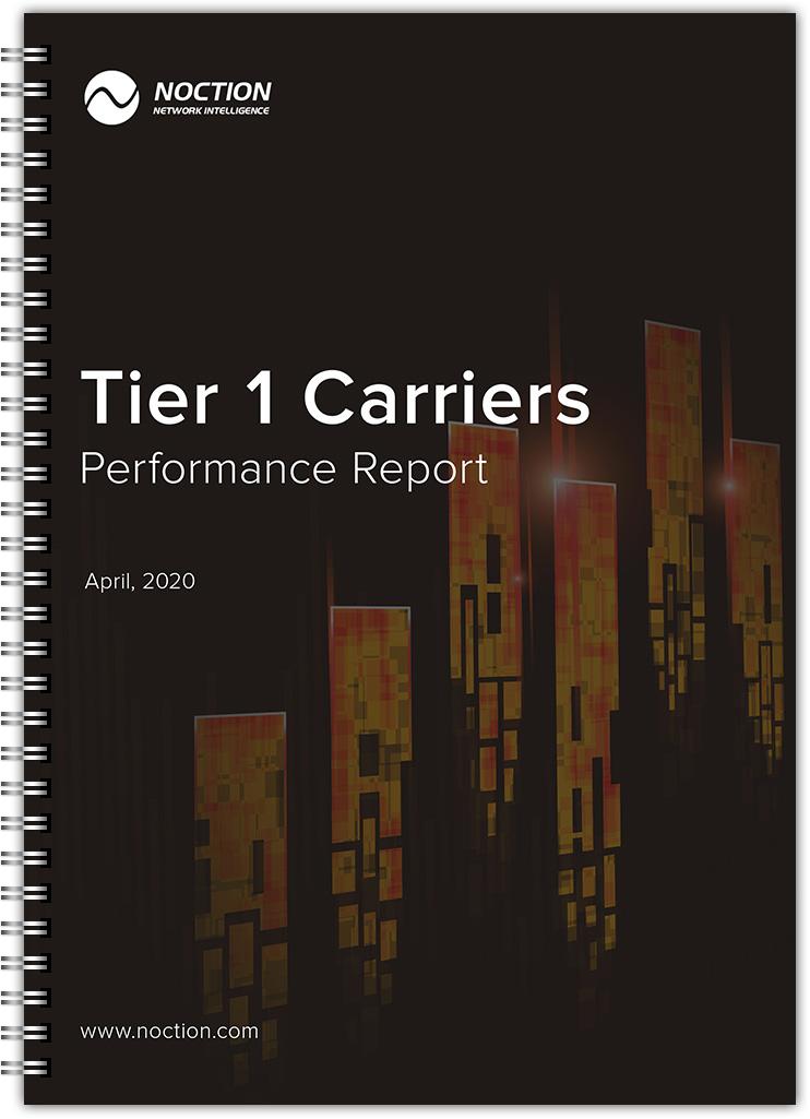 Tier 1 April 2020 report