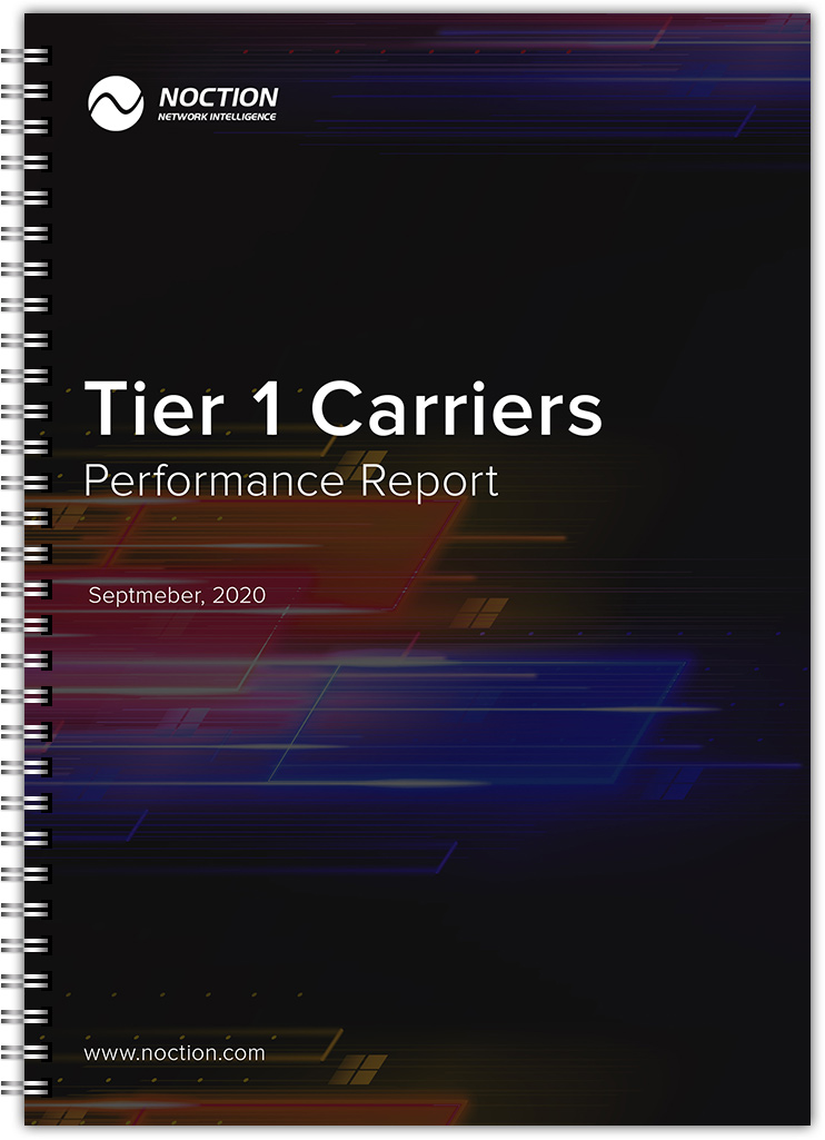 Tier 1 Report September 2020