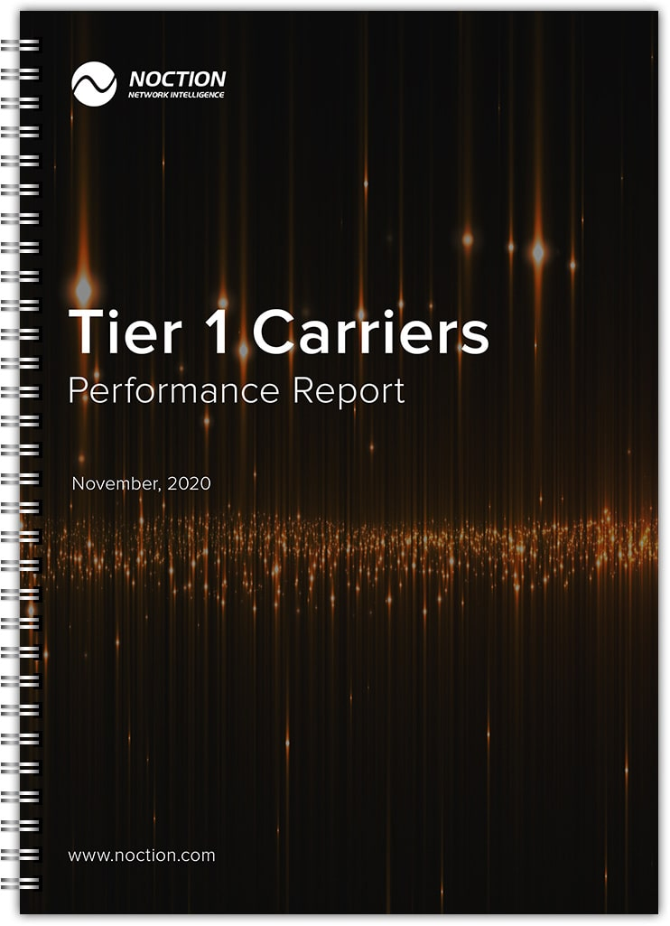 Tier 1 Carriers Performance Report