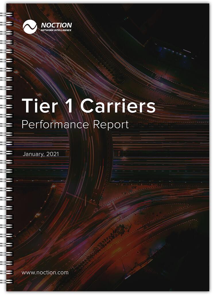Tier 1 Report January 2021