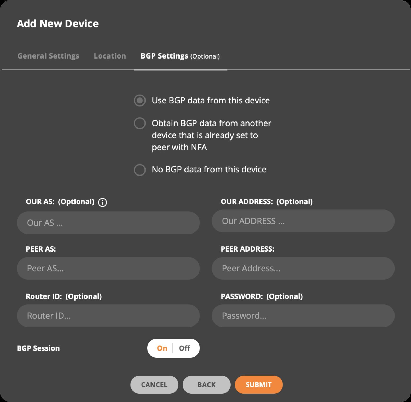 add device 3